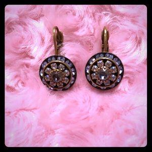 Earrings by Liz Palacios
